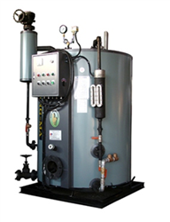 SMG-100 GAS STEAM BOILER SSANGMA, KOREA TECHNOLOGY