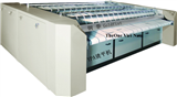 Flatwork ironer machine double roller, folding 2,5 meter and 2,8 meter, Model: YPA-2280, YPA-2280, YPA-23000